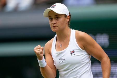 Barty vence a Kerber y disputará por primera vez la final de Wimbledon