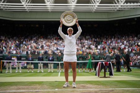 Barty supera a Pliskova y conquista su primer Wimbledon (Video)