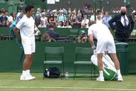 Gonzalo Escobar y Ariel Behar avanzan a segunda ronda en dobles en Wimbledon