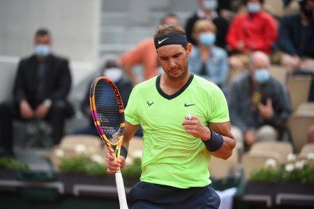 Nadal da otro firme paso en Roland Garros al avanzar a octavos