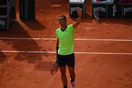 Nadal demuestra su categoría para avanzar a semifinales en Roland Garros