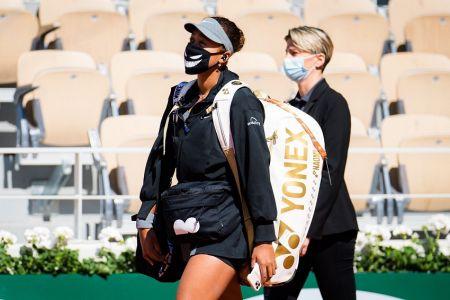 Naomi Osaka decide retirarse de Roland Garros y