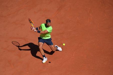 Nadal empieza con fuerza la conquista de su decimocuarto Roland Garros